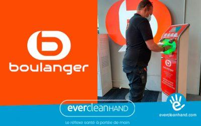 Evercleanhand chez Boulanger